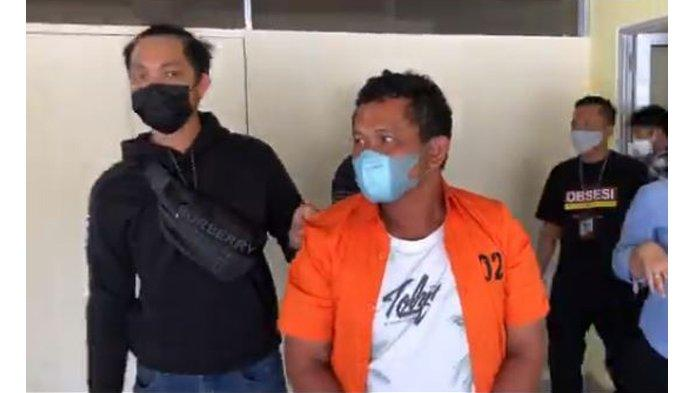 Izet Preman yang Palak Sopir Truk di Padang Ditangkap, Korban Berharap Pelaku Sadar