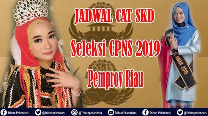 PESERTA Dinyatakan GUGUR Jika Lakukan Ini Saat CAT SKD CPNS di Riau, 6.178 Pelamar CPNS Bersiap