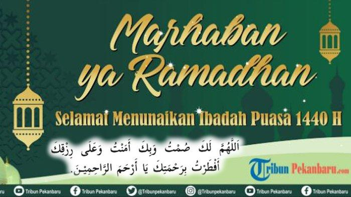 Jadwal Berbuka Puasa Hari Ini, Rabu 8 Mei untuk Wilayah Pekanbaru & Riau