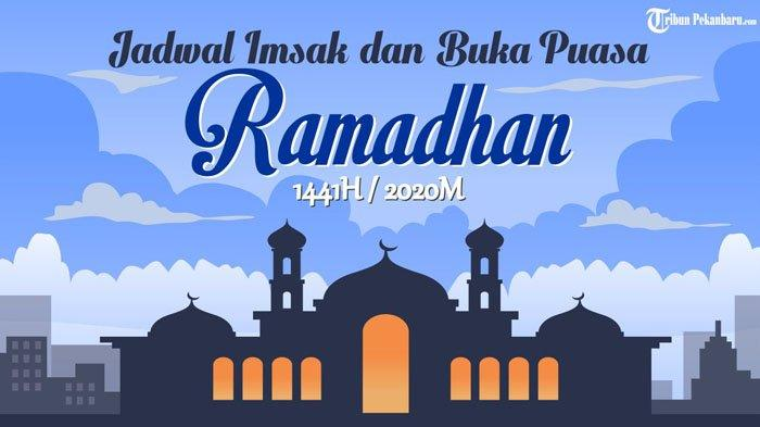 Jadwal Imsak & Buka Puasa Jakarta, Makassar, Bandung, Surabaya Hari ke-9 Puasa Sabtu 2 Mei 2020