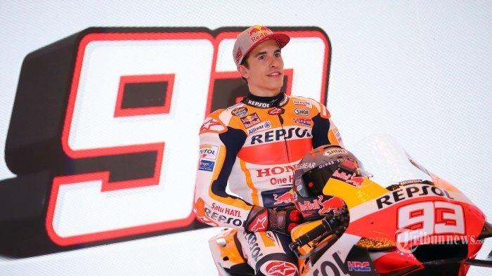 Kembali Mengaspal di MotoGP Portugal 2021, Marc Marquez Pilih Balapan Santai