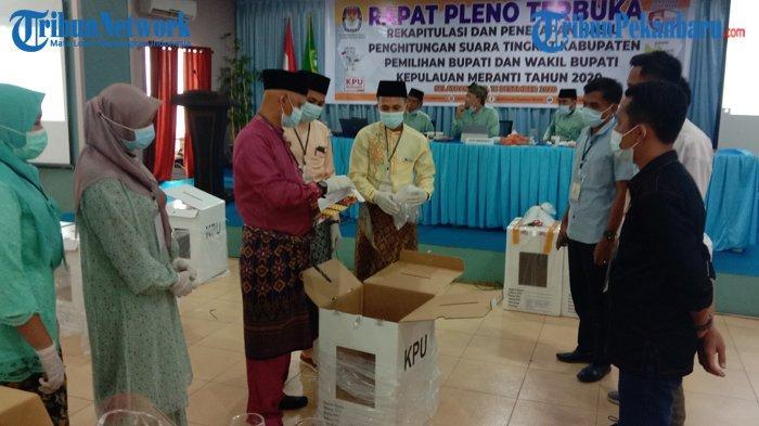 Jagoan Bupati Tumbang, Mantan Legislator Melenggang Jadi Bupati, Hasil Pilkada Meranti 2020
