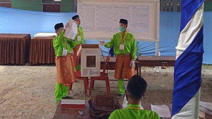 Legowo, Cabup dan Cawabup Inhu Ucap Selamat atas Kemenangan Rajut, KPU Segera Tetapkan Hasil PSU
