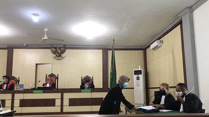Sidang Penipuan Jual Beli Lahan,JPU Sebut Eksepsi PH Terdakwa Tak Berkualitas,Majelis Layak Menolak
