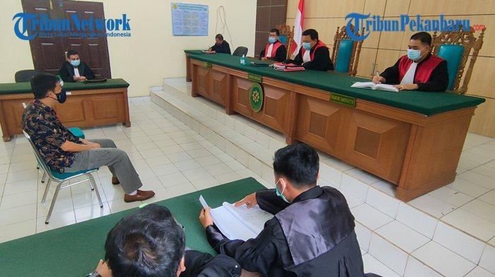 Jaksa Tuntut Perusahaan Malaysia Rp 4.4 Miliar dalam Kasus Karhutla di Riau, Pengacara Ajukan Pledoi