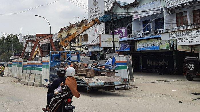 Tambal Sulam Jalan di Pekanbaru, Sekarang Giliran Jalan Mana? Ini Penjelasan Dishub