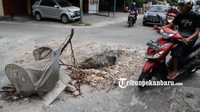 DPRD Pekanbaru Ungkap Mengapa Jalan di Pekanbaru Terus Digali, Ini Penyebabnya