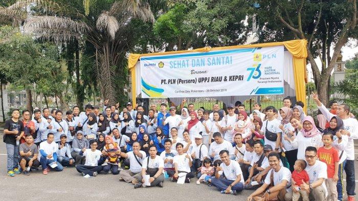 PLN UPPJ Gelar Sosialisasi Pentingnya Menjaga Infrastruktur Ketanagalistrikan