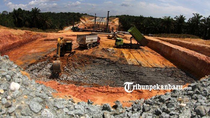 Proyek Strategi Nasional Berjalan Lambat, Gubernur Riau: Kita Hanya Bisa Mendorong