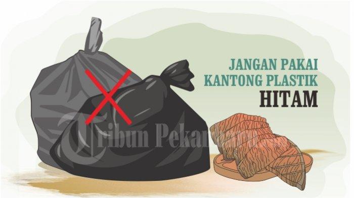 Hindari Bungkus Daging Kurban Pakai Kresek Hitam, Imbauan Pemko Dumai ke Pengurus Masjid, Apa Saja?