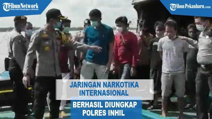 Antar Kelapa ke Malaysia Pulangnya Kapal Angkut Narkoba, Sindikat Internasional Dikendalikan Napi