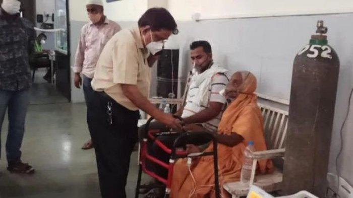 Jasad Pasien Covid-19 Di India Tiba-tiba Terbangun Saat Ngantre Di Tempat Kremasi