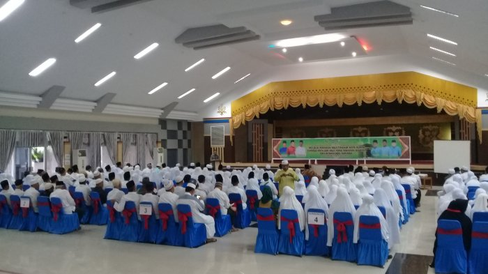 Dua Rumah Sakit Ini Jadi Rujukan JCH Asal Riau, Diskes Siapkan 5 Ribu Paket Obat-Obatan