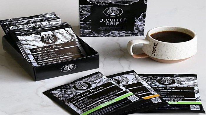 Promo JCO Coffee, Buy 1 Get 1 JCO Coffee Drip, Buruan Beli Sekarang