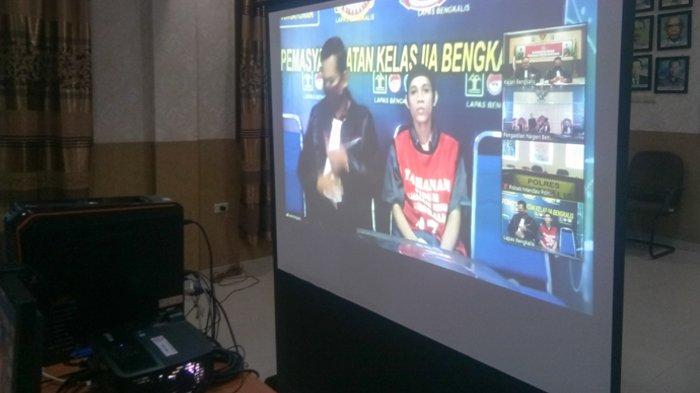 Pemilik Sabu 55 Kilogram yang Sempat Buron, Jef Sparao Akhirnya Divonis Mati Oleh PN Bengkalis