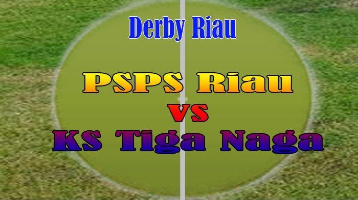 Derby Riau Jelang Liga 2, PSPS Menang Telak Atas KS Tiga Naga