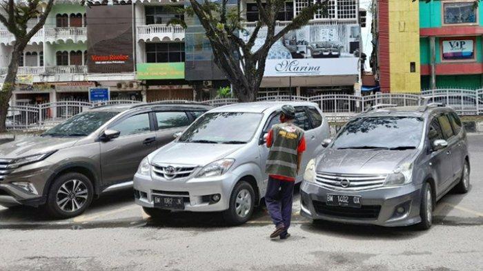 Jelang Penerapan Parkir Nontunai di Pekanbaru, Tahap Awal Segini Mesin EDC Disiapkan