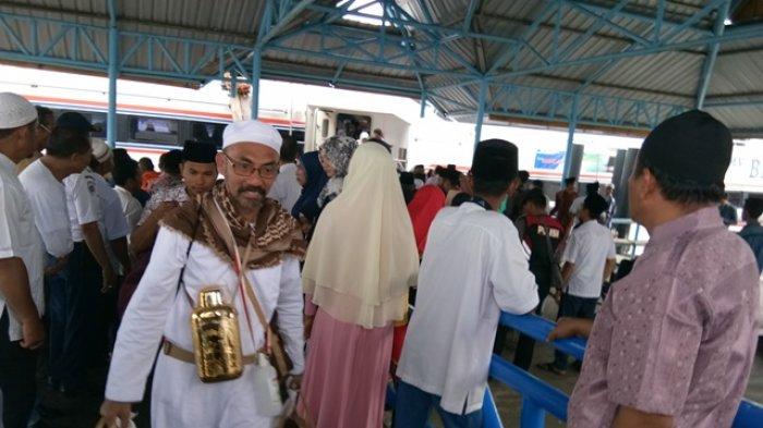 Bagi yang Tak Bisa ke Batam, Ini Lokasi Penjemputan Jemaah Haji Kepulauan Meranti