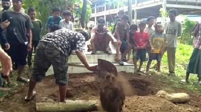 Tak Lagi Diperiksa, Belakangan Terungkap Jenazah Tertukar, Makam Terpaksa Dibongkar