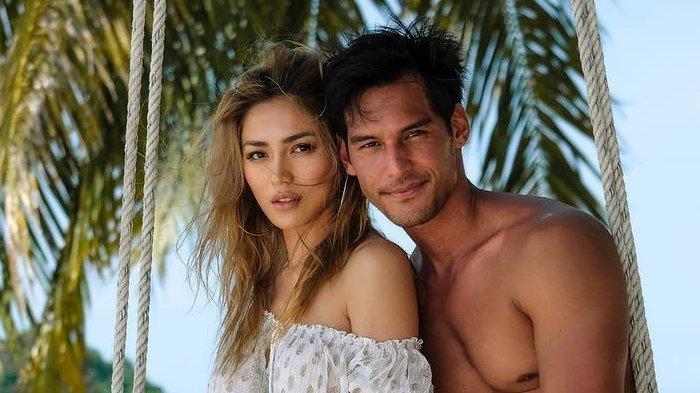 Jessica Iskandar dan Richard Kylie Pamer Kemesraan di Dunia Maya