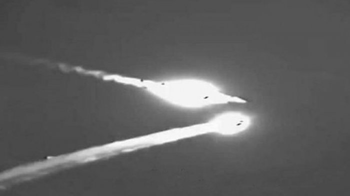 Houthi Yaman Serang Arab Saudi Menggunakan Drone dan Rudal