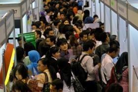 Ada Lowongan Kerja Ke Jepang Dan Korea Di Job Expo Pekanbaru Tribun Pekanbaru