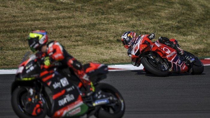Posisi Start MotoGP Jerman 2021 Live di Trans 7 Malam Ini, Zarco Terdepan, Marc Marquez Kelima