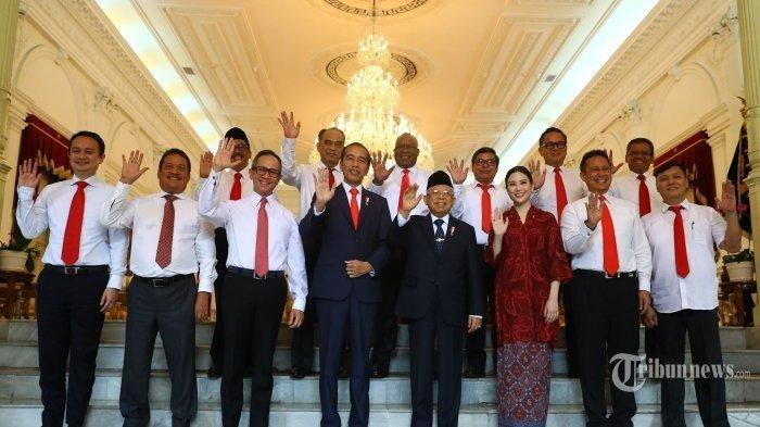 Jokowi Tunjuk Langsung Dewan Pengawas KPK Tanpa Bentuk Panitia Seleksi, Ini Alasan Presiden