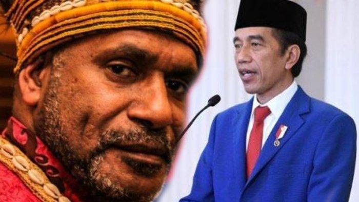 Benny Wenda Sebut Tentara Papua Barat akan Lawan Penjajah, Minta Presiden RI Jokowi Tarik Militer