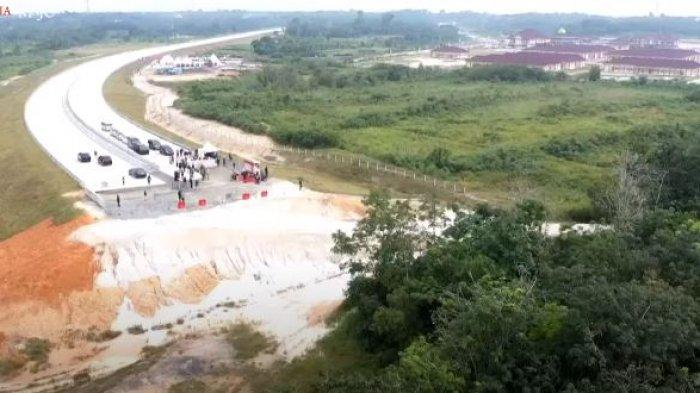LIVE: Peninjauan Jalan Tol Trans Sumatera, Ruas Pekanbaru – Padang, Kota Pekanbaru, 19 Mei 2021