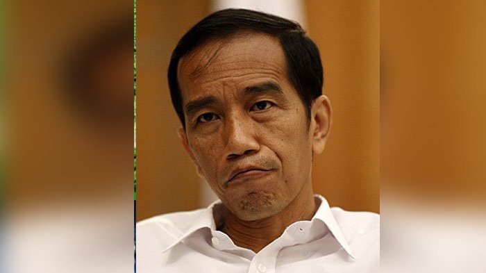 Jokowi Ngaku Hanya Tidur Satu Jam Karena Sering Nonton Piala Dunia 2018