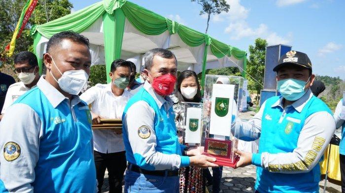 Juara I, Kota Siak Ibu Kabupaten Terbersih se Provinsi Riau 2021