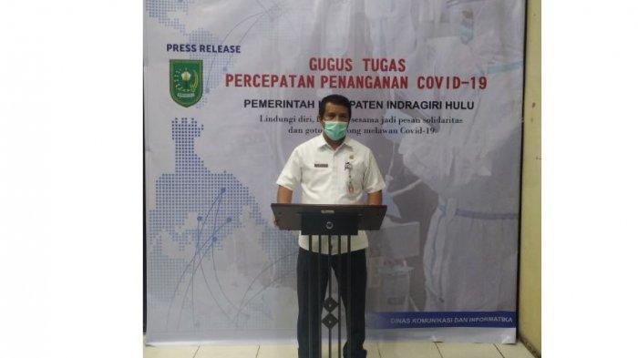 Hanya Sepekan,Covid-19 Renggut Nyawa Enam Orang di Inhu Riau,Kasus Baru Terus Meroket,Ini Rinciannya