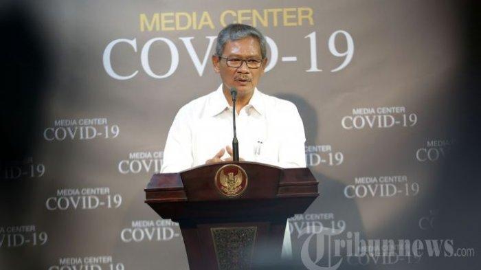 UPDATE: Bertambah 21 Orang, Pasien Positif Virus Corona di Indonesia Jadi 117 Pasien