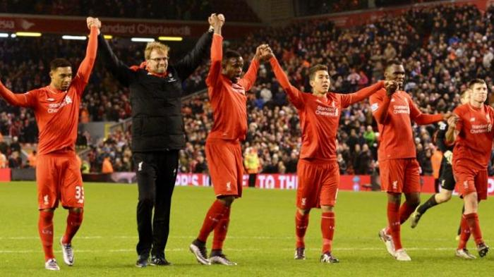 Liga Champions Liverpool vs RB Leipzig: Penampilan The Reds Anjlok, Kini Isu Konflik Ruang Ganti