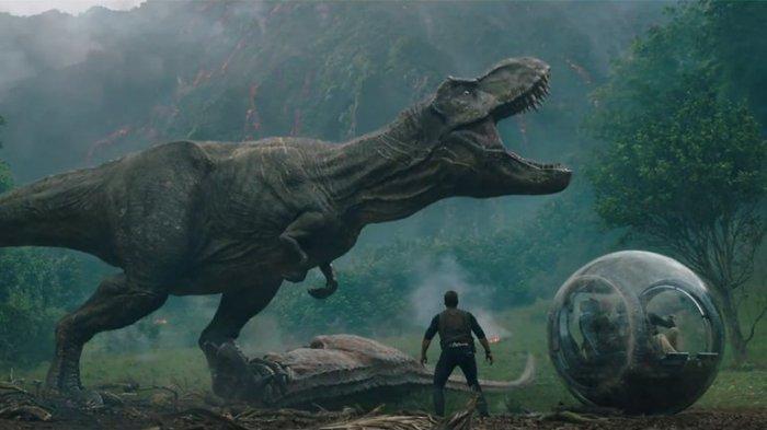 Trending Trailer Jurassic World Fallen Kingdom 2018 Keren Simak Cuplikan Disini Tribun Pekanbaru