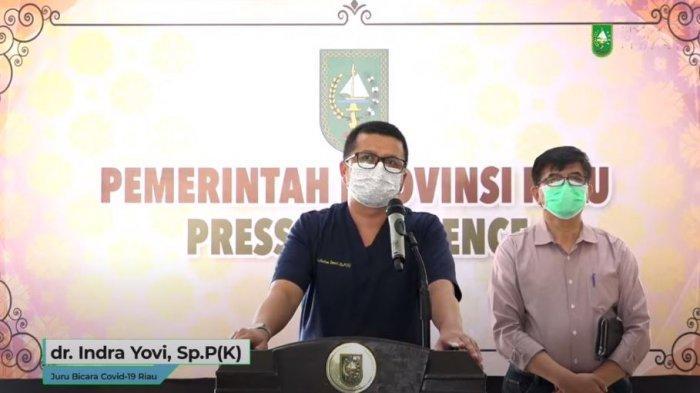 Lima Warga India yang Masuk Riau Positif Covid-19, Termasuk Virus Covid-19 Varian Baru?