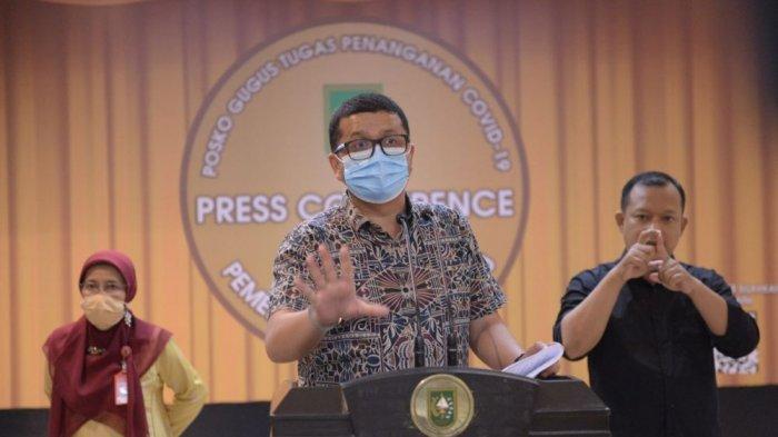 Warga India Positif Covid-19 Masuk ke Riau Awalnya Satu,Kini Bertambah Jadi 5 Orang, Ini Keluhannya