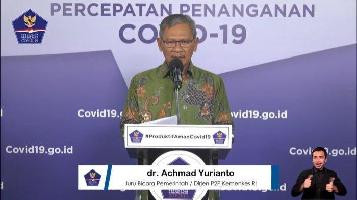 Update Covid-19 Indonesia 3 Juli 2020: Tambah 1.301 Kasus Baru, 901 Orang Sembuh