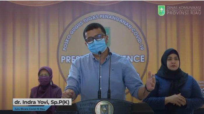 Sepekan Lebih Dirawat, Gubernur Riau Syamsuar dan Istri Belum Diizinkan Pulang oleh Tim Dokter