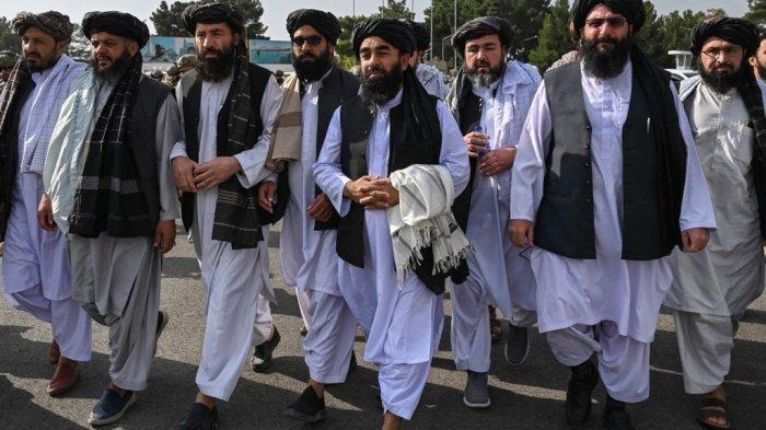 Perebutan Kekuasaan Buat Taliban Pecah, Para Pentolan Berkelahi Di Istana Presiden