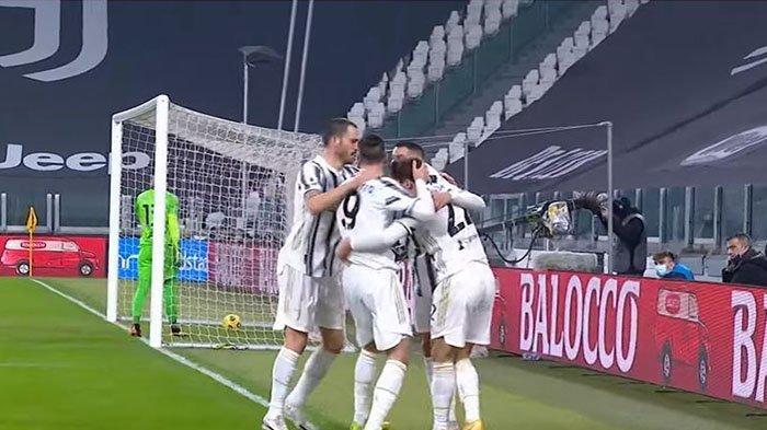 Hasil Juventus vs Crotone, Menang 3-0 Juve Kembali ke Posisi Tiga, Ini Update Klasemen Liga Italia