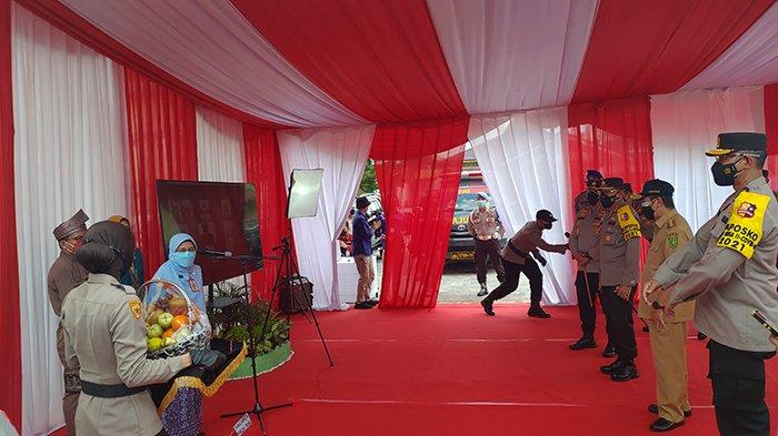 Warga Jakarta Harus Isolasi di Asrama Haji Riau, Minta PCR Gratis ke Kabaharkam Polri,Ini Responnya
