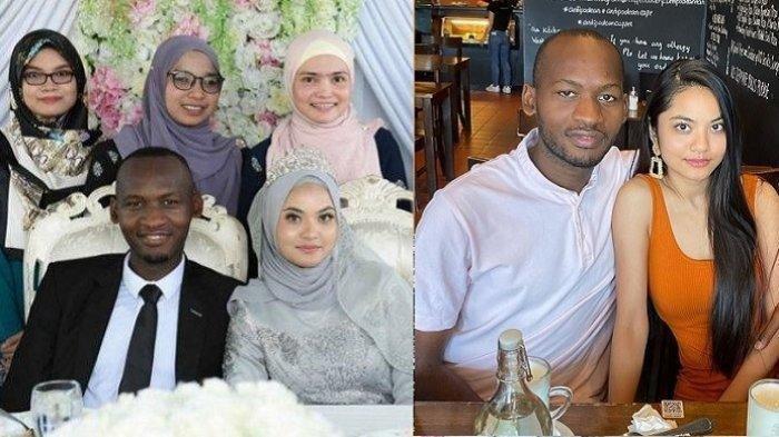 Kabar Terbaru Gadis Malaysia yang Menikah dengan Pria Afrika, Pamer Foto-foto Terbaru Bareng Suami