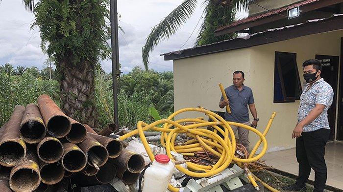 LAKU Rp 70 Ribu 1 Kg,Kabel Secondary Pompa Minyak di PT CPI Kerap Dicuri, Segini Kerugian Negara