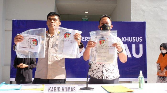 DPRD Riau Sebut Tak Ada Nasabah Alihkan Uang dari BRK Pasca Pembobolan Rekening Oleh Oknum Karyawan