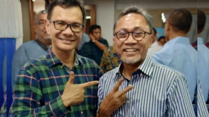 Kader dan Pengurus DPW PAN Riau Sambut Kemenangan Zulkifli Hasan Jadi Ketum PAN