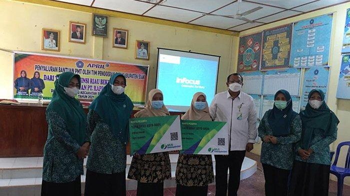 BP Jamsostek Siak Beri Perlindungan untuk 710 Kader Posyandu,Iuran 3 Bulan Pertama Gratis,Kok Bisa?