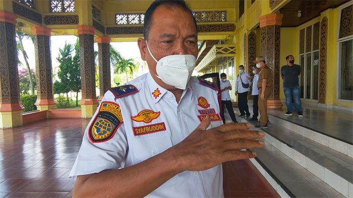 Kepala Dinas Perhubungan Kabupaten Pelalawan, Syafruddin