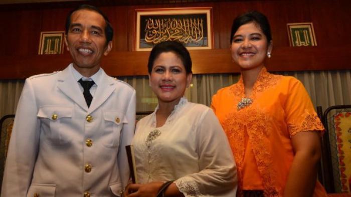 Kisah Jokowi dan Iriana Bulan Madu di Hutan Saat Masih Berstatus Pengantin Baru